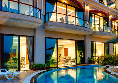 Luxury Accommodation In Chandigarh Deluxe Premium Suite